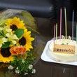 スタッフの誕生日お祝…