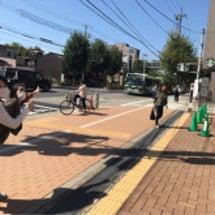京都会場  堀北庵へ…