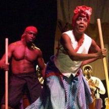 アフロ系ダンス コン…