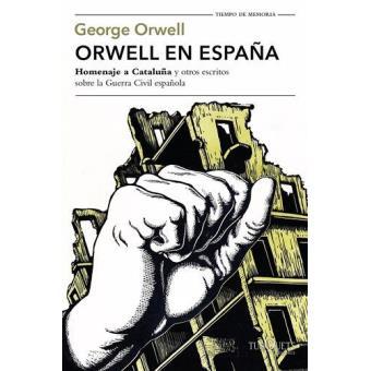スペイン内戦 ジョージオーウェル