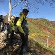 北海道の秋、大雪山の…