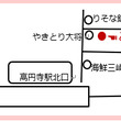 高円寺でアロマショッ…