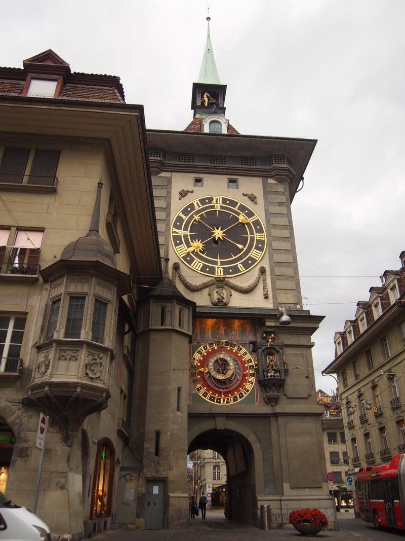 ツィットグロッゲ(時計塔) | M...
