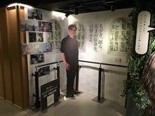 新宿武蔵野館のバレエバー展示
