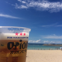 毎年恒例の沖縄