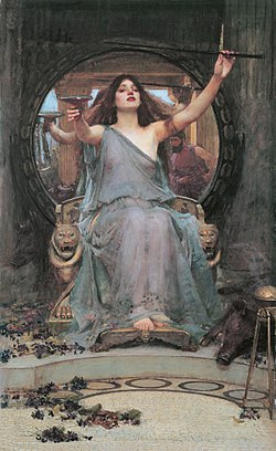 に くる 神話 ギリシャ 出 精霊 て