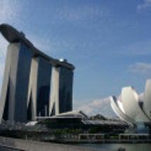 シンガポールへ行きま…