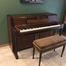 タダでピアノをゲット…