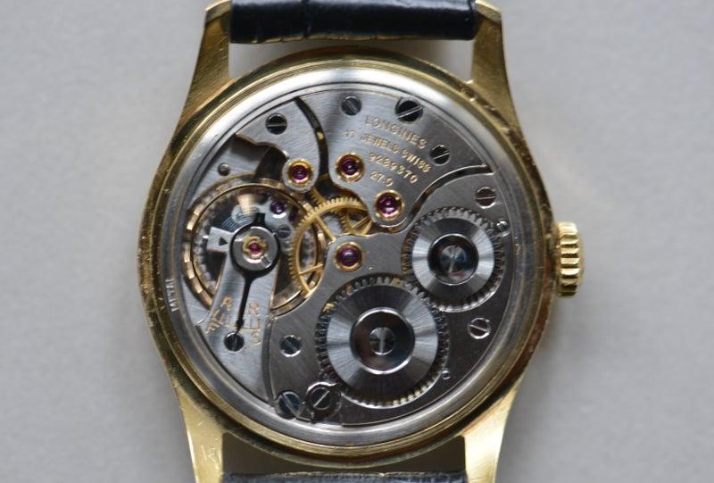 premium selection 1f8c8 831a3 オールドロンジンの12型手巻きムーブメント | チャマダラ250Xのブログ
