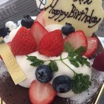 ケーキもらっちゃった…
