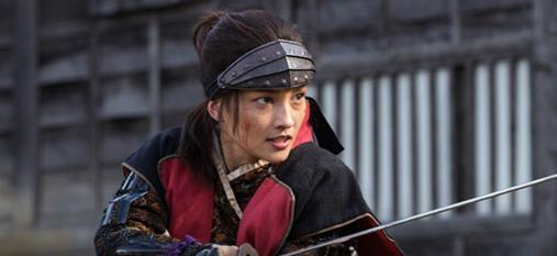 またしちのブログ『花嵐の剣士~幕末を生きた女剣士・中澤琴』を見て(後)