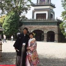 尾山神社 婚礼