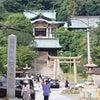 沼名前神社に参拝からの仙酔島へ!の画像