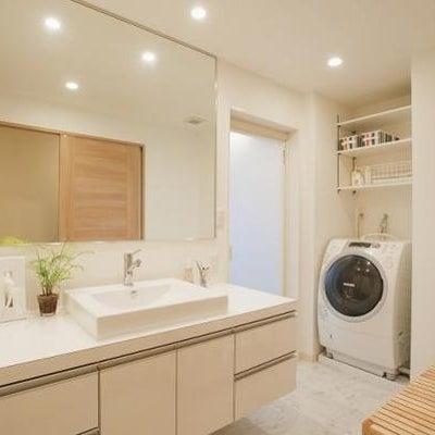 洗面所に洗濯機を置く場合は間取りのココに注意!の記事に添付されている画像