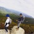 地元で登山