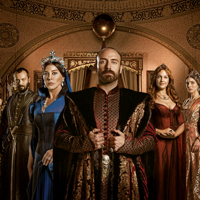 独女の夜のお楽しみ♡「オスマン帝国外伝~愛と欲望のハレム~」の記事に添付されている画像