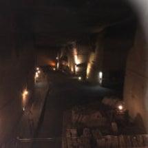 大谷石採掘場