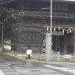 土佐一宮の門を観る(…