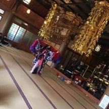 【お寺でYOGA20…