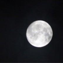 The moon v…