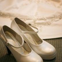 結婚式前のボディタッ…
