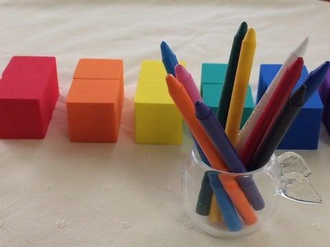 『心と色の教室 ご提供中のメニュー』