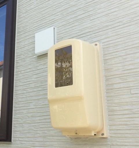 電気 メーター ボックス