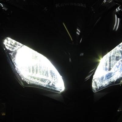 '17~'18 Ninja650のLoビームが両目点灯するLEDヘッドライトバルの記事に添付されている画像
