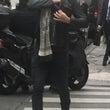 パリ、メンズの服装事…