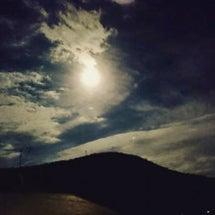 欠けた月をたのしむ日…