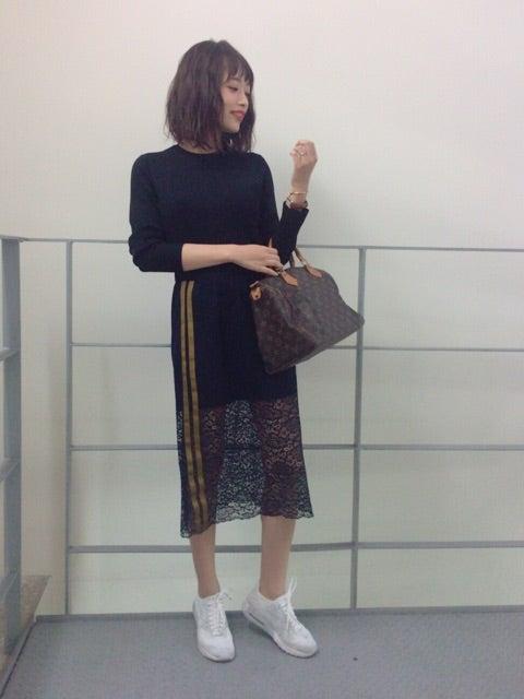スポーティな服の近藤千尋