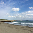 10月某日茅ヶ崎海岸…