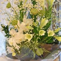 お盆のお供え花レッス…