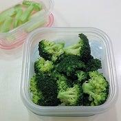 ムダなく食べれば節約できる!冷凍保存で食費節約《3》ブロッコリーはほぼ全部食べてガッツリ節約
