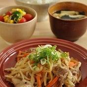 【一汁二菜15分ごはん】メインおかずが一行レシピ!手軽に簡単手間なし献立