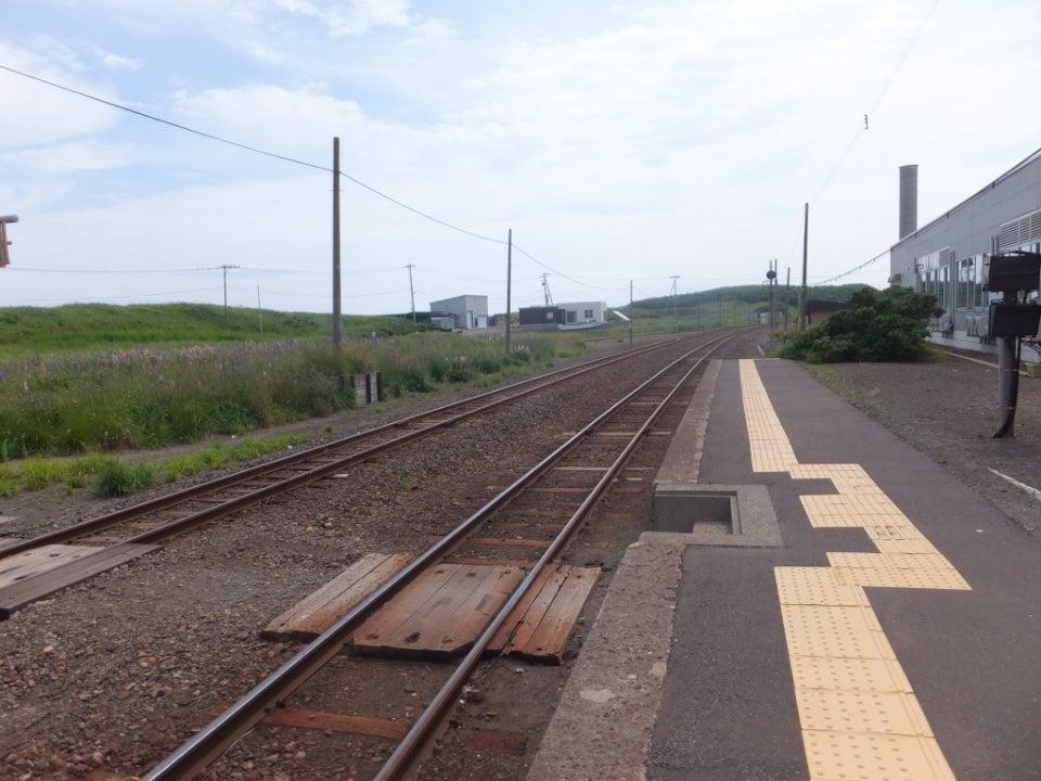 浜小清水駅・原生花園駅・北浜駅(釧網本線/北海道)