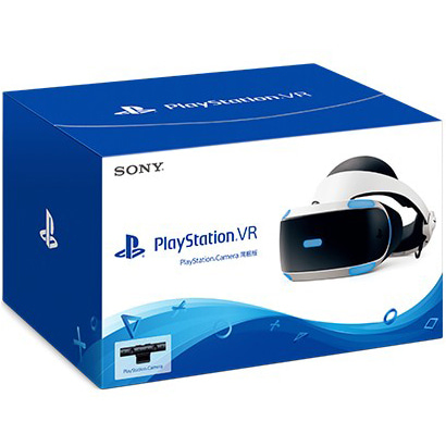 PlayStationVR 新型