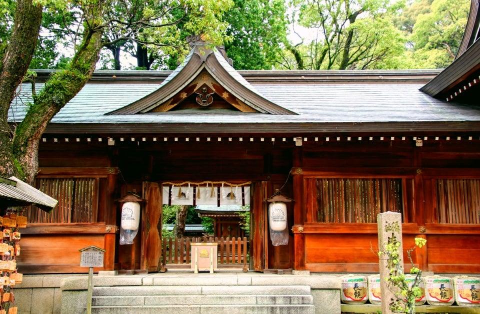 【大阪】四條畷神社のステキな新作【御朱印帳】&【御朱印】
