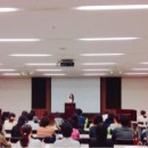 初の講演会