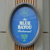 ブルーバイユーレストラン限定デザインの素敵なコースター♪
