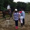 クリスマスには、馬にのろうーっ!乗馬教室、開催!の画像