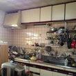 普通の住宅のキッチン…
