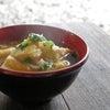 【お豆腐の3行レシピ】生あげ(厚揚げ)のみぞれ煮の画像