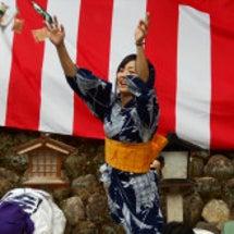 摩美さん祭りライブ