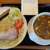 桃李路【近江牛すじ カレーつけ麺】@滋賀 唐橋 29.10.5の画像