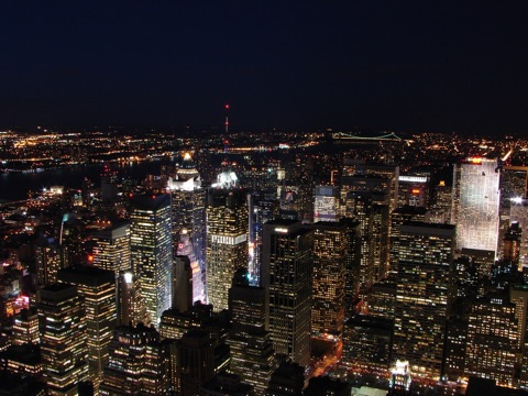 ニューヨーク流クオリティー向上ライフのヒント jazzyな夜に