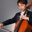 チェロ奏者 西谷牧人…