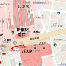 新宿バスタから大江戸…