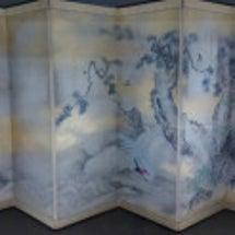 板橋区立美術館で江戸…