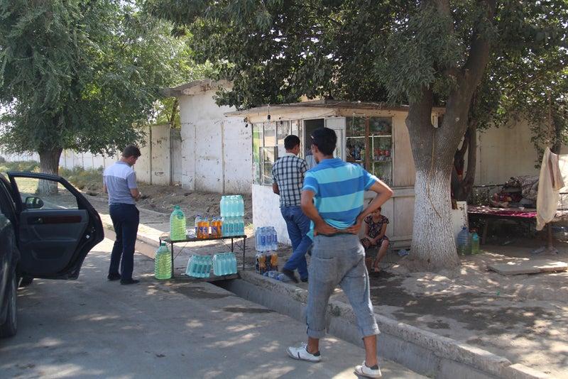 2017年度ウズベキスタン調査~そ...